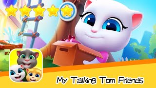 My Talking Tom Friends Day5 Walkthrough Talking Tom's New Pants Recommend index five stars