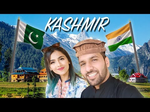 WE ARE IN KASHMIR!