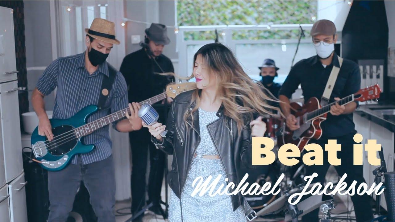 Beat it - Banda Chocolate Quente (live CNA)