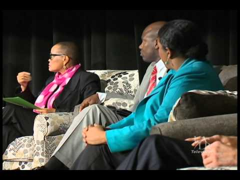 2014 Racial Attitudes Forum: Money, Class and Opportunity