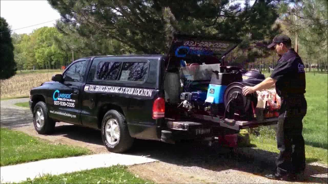 What Is Curbside Mobile Detailing Youtube