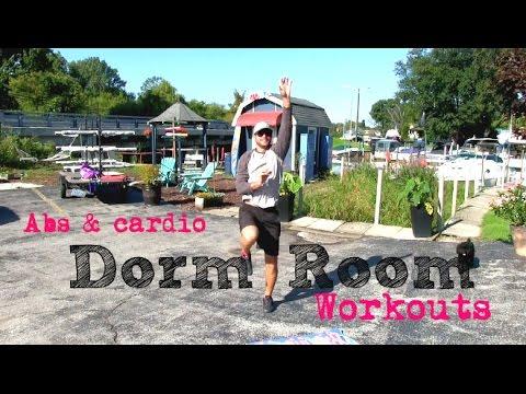Dorm Room Workout   Abs U0026 Cardio
