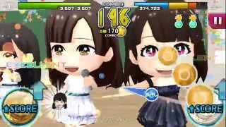 AKB音ゲー 2015.9.29 は飯野雅さんのお誕生日。 【涙サプライズ】のHARD...