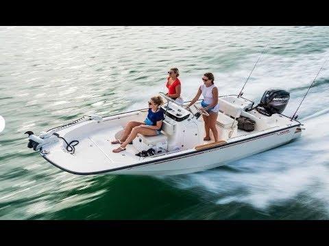 2019 Boston Whaler 170 Montauk Boat For Sale at MarineMax Long Island, NY