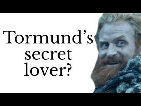 """Husband to Bears"": who is Tormund's secret lover?"