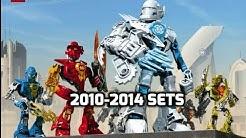 Every LEGO HERO Factory set EVER Made! (2010 - 2014)
