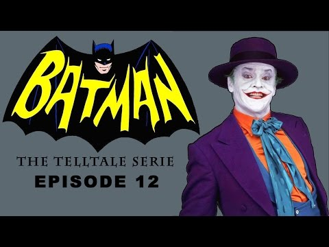 Batman The telltale serie - Episode 12 - Monsieur J