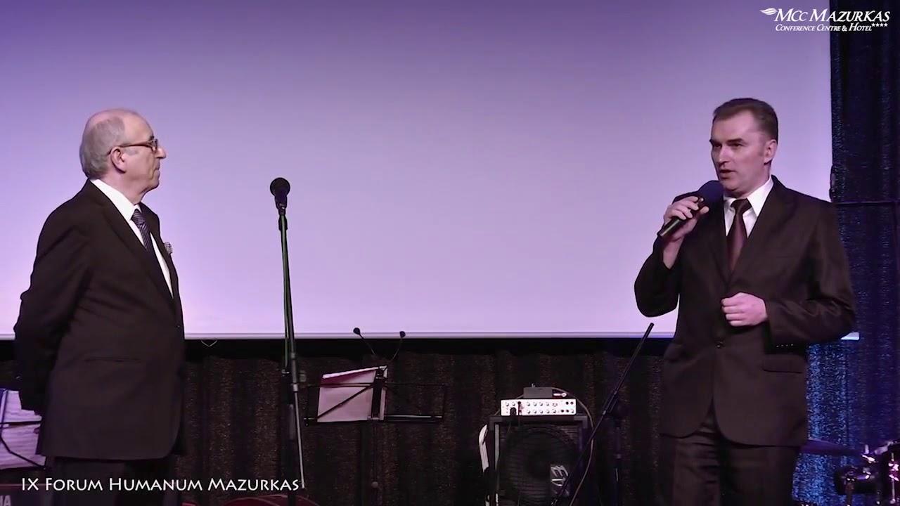 IX FHMazurkas -otwarcie wieczoru-piosenki Piosenki Edith Piaf w wykonaniu Anny Sroki-Hryń
