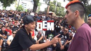 ELEMENTAL ACERTIJO vs. LUCK EL MENOR vs. EL BARTO BIG JR vs DHTRACK STODEWAN: Repechaje - DEM Duplas