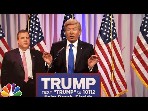 Thumbnail: Donald Trump's Super Tuesday Speech (Jimmy Fallon)