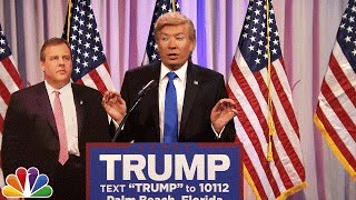 Repeat youtube video Donald Trump's Super Tuesday Speech (Jimmy Fallon)