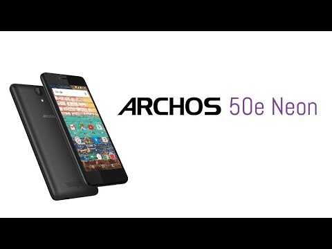 HARD RESET ARCHOS 50e NEON طريقة فورمات جهاز ارشوس