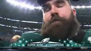 Jason Kelce, Eagles x Rocky- Going the Distance