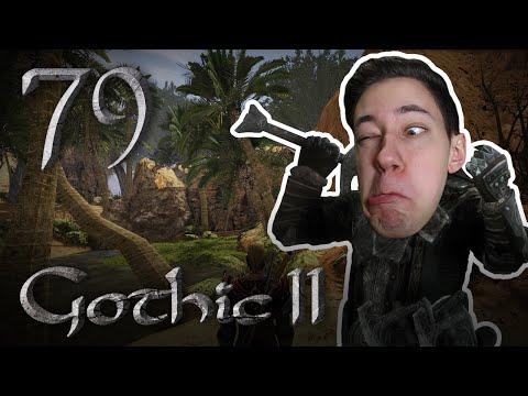 FETTER GRAFIK-MOD! DirectX11 | Let's Play Gothic 2 Die Nacht des Raben | 79