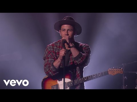 Nick Jonas - Find You (Live From The Ellen DeGeneres Show)