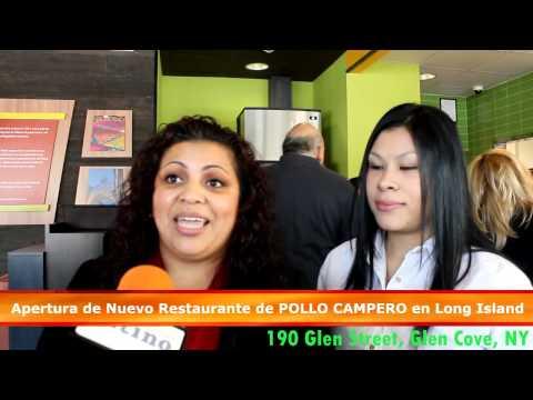 Pollo Campero Abre quinto Restaurante en Glen Cove, NY, en Long Island