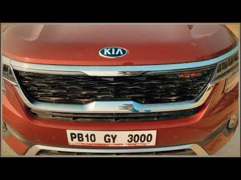 Kia seltos GTX+ diesel AT detailed review trailer   cinematic video of car   why to buy kia seltos