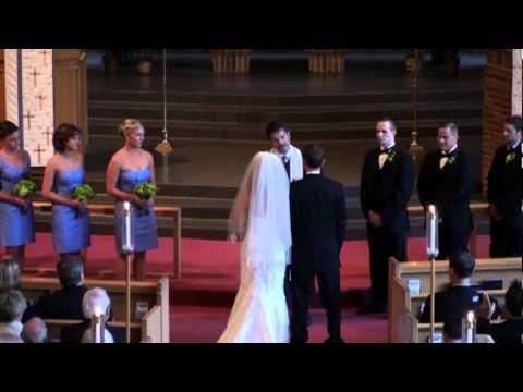 Kristin & Alex's Wedding, July 4, 2010