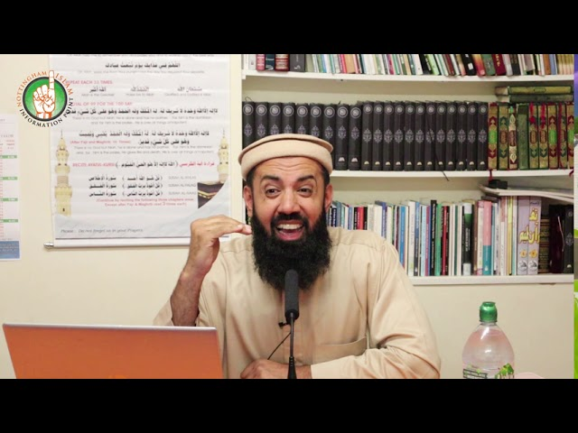 Productivity In Islam by Ustadh Waseem Khan