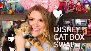 DISNEY CAT SWAP BOX ✨🏰😻