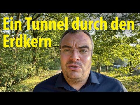 Ein Tunnel durch