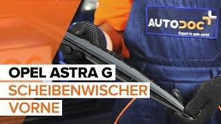 Wie Sie Luftmengenmesser beim OPEL ASTRA G Hatchback (F48_, F08_) selbstständig austauschen - Videoanleitung