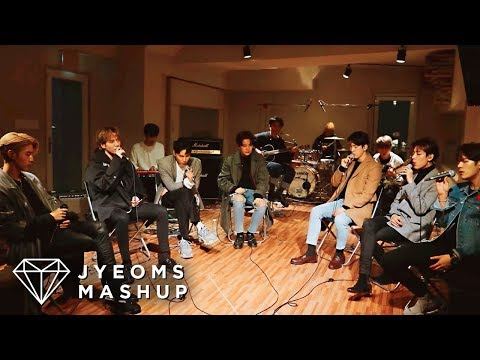 BTS & GOT7 - JAMAIS VU X THANK YOU (MASHUP)