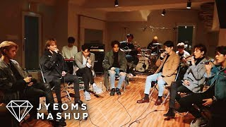 Gambar cover BTS & GOT7 - JAMAIS VU X THANK YOU (MASHUP)