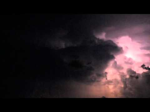 Electrical Storm in he Bahamas