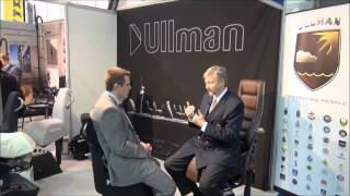 Ullman Dynamics at NAVDEX 2013. Dr Johan Ullman Interview.