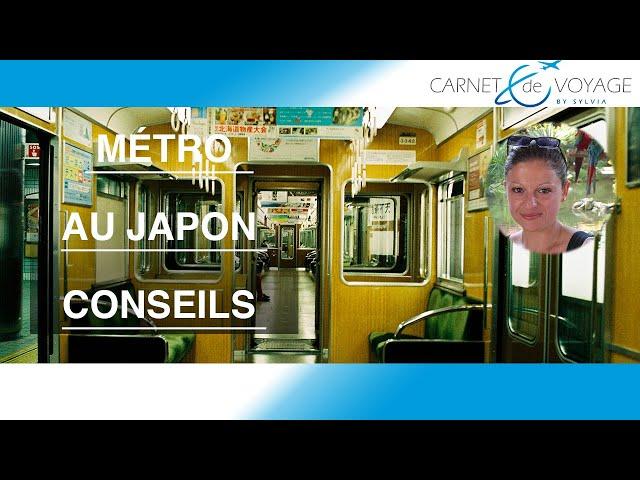 Comment prendre le métro à Tokyo ? Blog carnetdevoyagebysylvia.fr