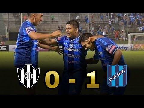 Central Cordoba San Telmo Goals And Highlights