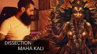 "DISSECTION ""Maha Kali"" - Guitar Cover"