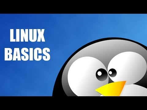 Linux Tutorials [01] - Basics Of Linux Operating System (Updated)