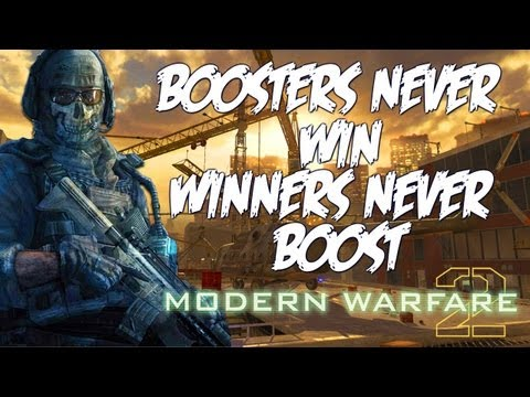 MW2 - Boosters Never Win, Winners Never Boost (Highrise FFA) #Fast6Premiere