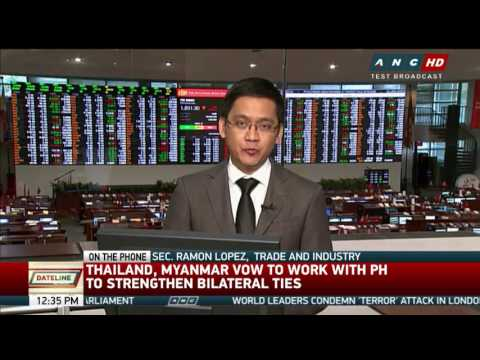 Thai agri firm plans $500-M investment in Philippines: trade chief
