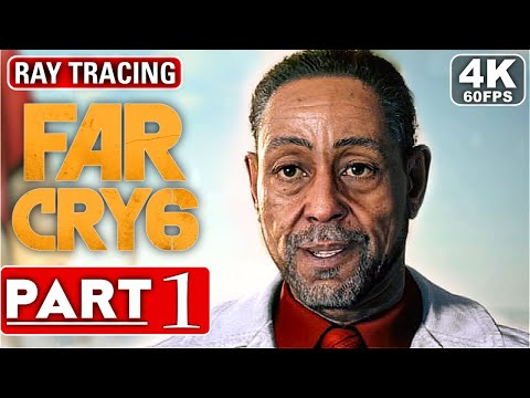 FAR CRY 6 Gameplay Walkthrough Part 1 [4K 60FPS RAY TRACING PC] - No Commentary (FULL GAME) thumbnail