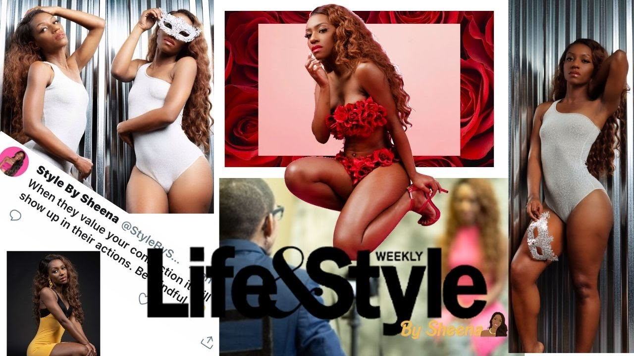 Life and Style Magazine, Volume 3, Issue 2 | Amber Marshall