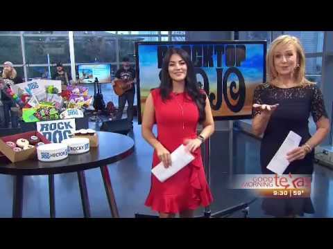 """Blacktop Mojo - """"Why"""" [Unplugged - Live] on Good Morning Texas 2-20-17"""