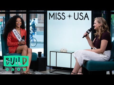 2019 Miss USA Cheslie Kryst Chats About Winning The Pageant & More