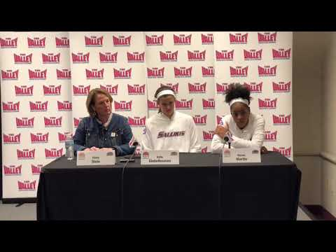 Post-game press conference (Southern Illinois)