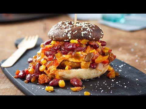 recette-–-burger-de-poulet-à-la-mexicaine-et-portobello-grillé-–-colruyt
