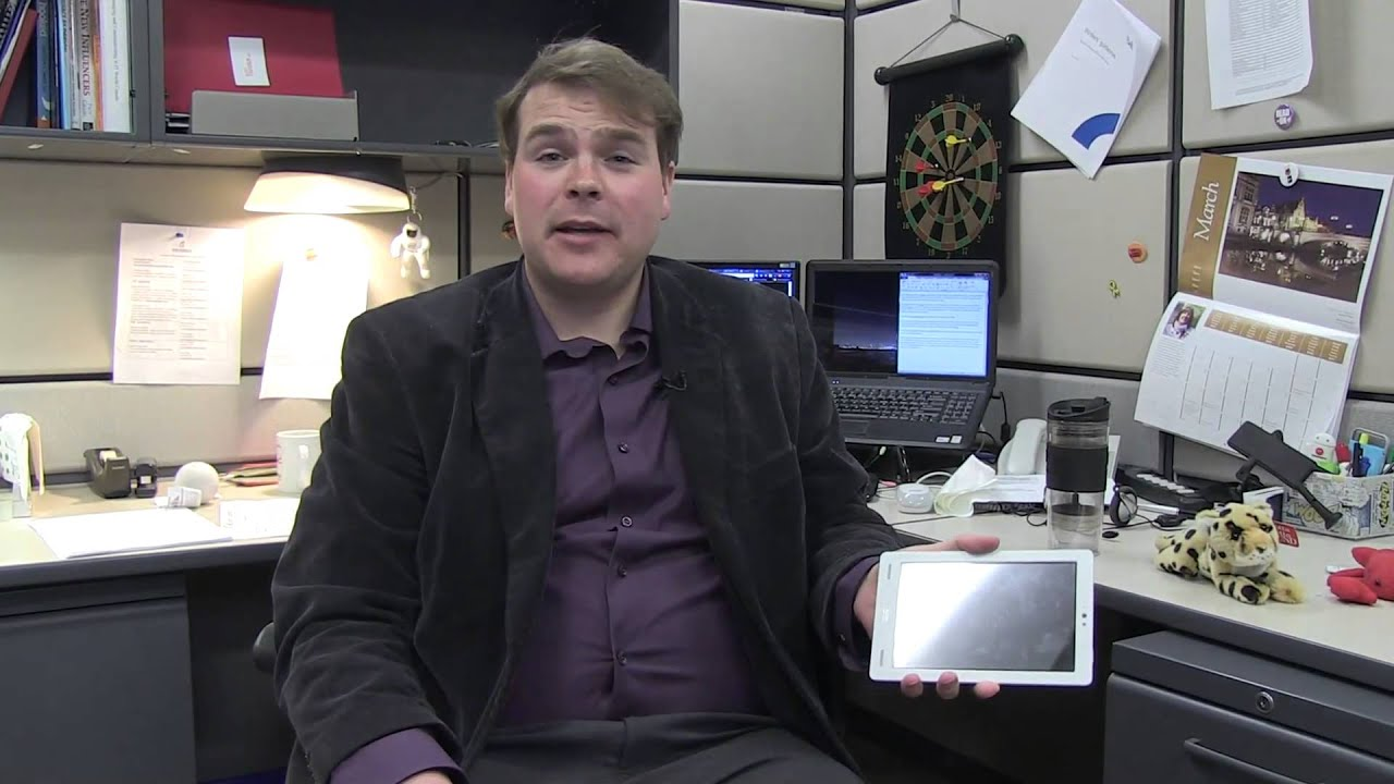 All Hands on Tech: Kobo Arc | IT Business Video