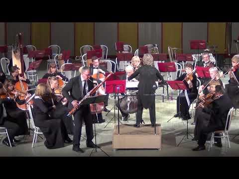 Е.Боцца*АРИЯ*для фагота и струнного оркестра