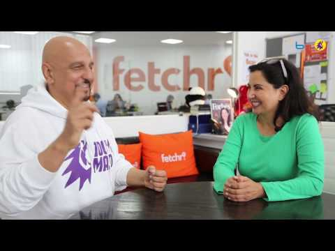 Leadership Series with Bayt - Joy Ajlouny, Co-Founder of Fetchr (Full Interview)