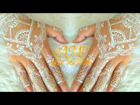 Simple White Henna Design Easy Diy Henna 58 Youtube