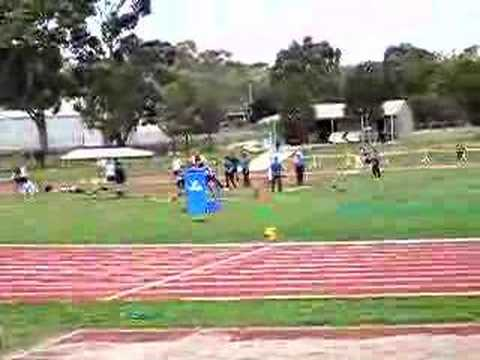 James Campbell 67.21m commonwealth youths