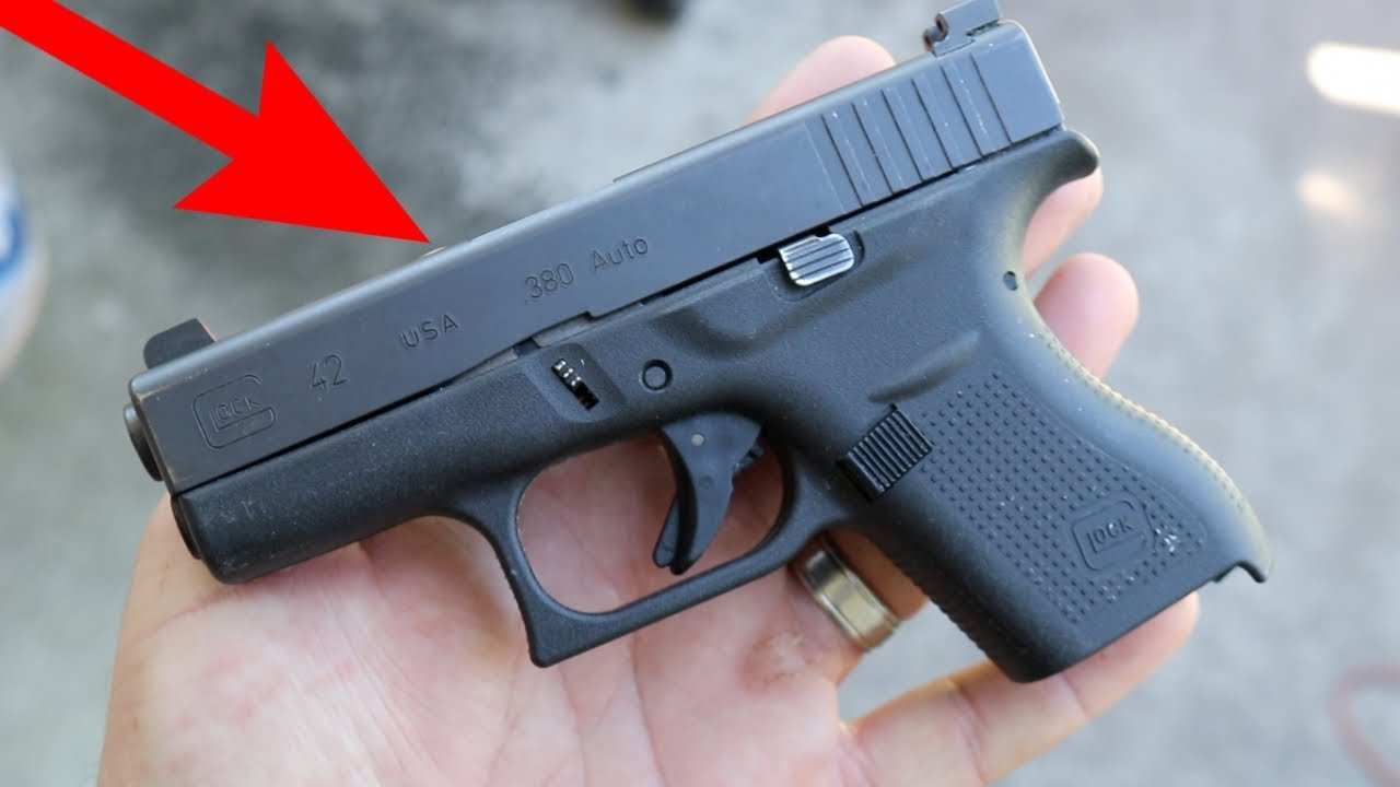 Why I Think the Glock 42 is Fantastic for Concealed Carry!