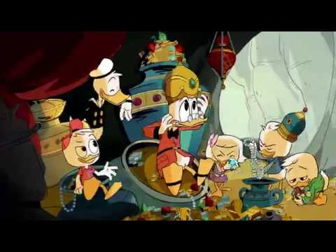 DuckTales 2017   Intro with old theme (Norsk/Norwegian)