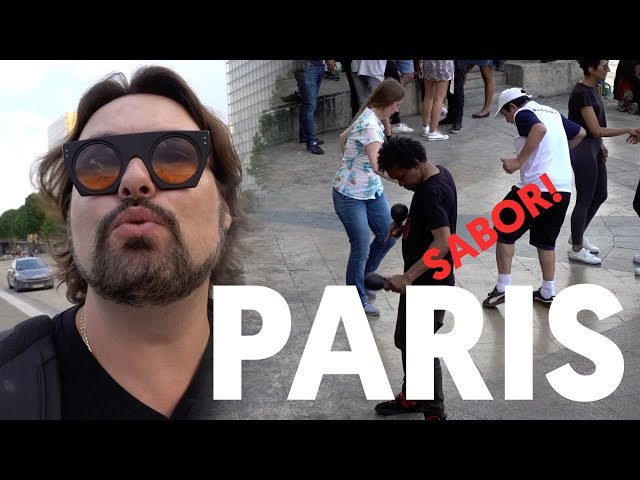 George Pop Ep 114 Paris